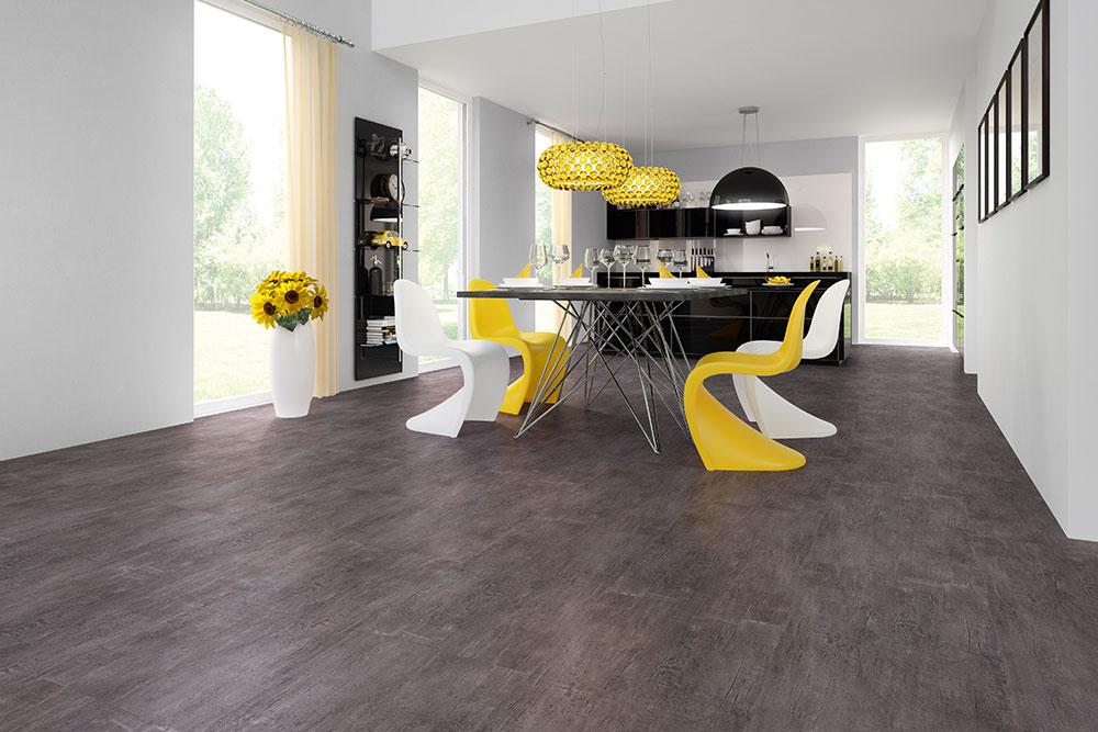 Beispiele & Impressionen - Designboden